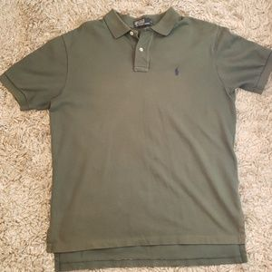 Polo By Ralph Lauren Men's polo shirt L